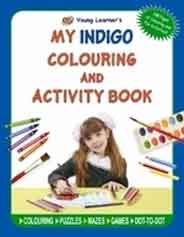 My Indigo Colouring and Activity Book NEW