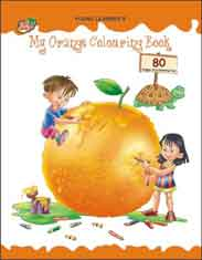 My Orange Colouring Book NEW