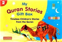 My Quran Stories Gift Box2 Twenty Quran Stories for Little Hearts Paperback Books