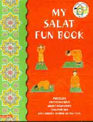 My Salat Fun Book Islamic Fun Books