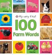 My Very First 100 Farm Words