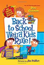 My Weird School Special Back to School, Weird Kids Rule