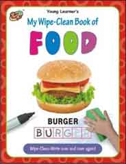 My Wipe Clean Book of Food