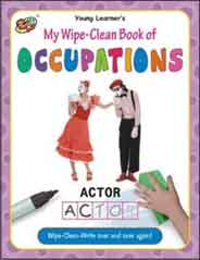 My Wipe Clean Book of Occupations