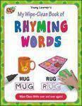 My Wipe Clean Book of Rhyming Words