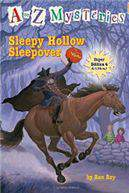 Mysteries Super 4 Sleepy Hollow Sleepover A Stepping Stone Book