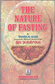 Nature of Fasting -