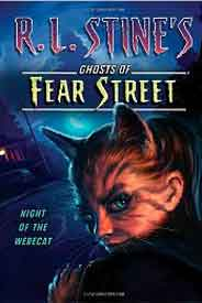 Night Of The Werecat Ghosts Of Fear Street