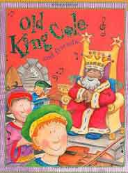Old King Cole and Friends Nursery Library -
