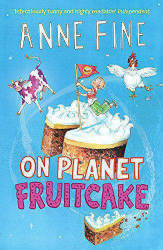 On Planet Fruit cake