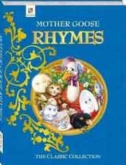Padded Illustrated Fairy tales: Mother Goose Rhymes -