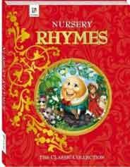 Padded Illustrated Fairy tales Nursery Rhymes -