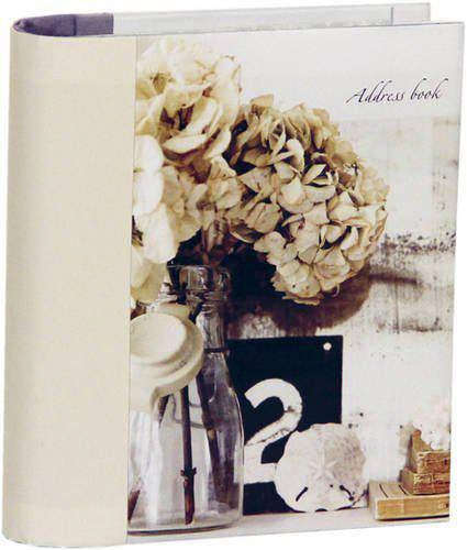 Pale & Interesting Mini Address Book