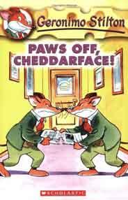 Paws Off Cheddarface Geronimo Stilton No 6