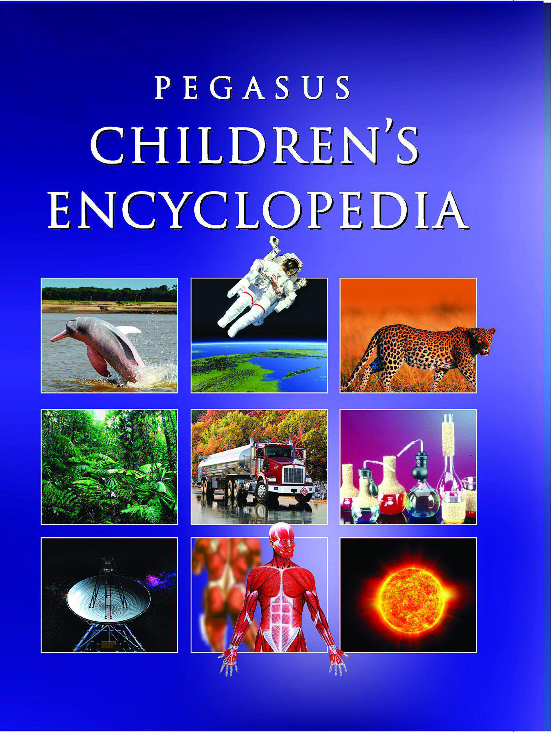 PEGASUS CHILDRENS ENCYCLOPEDIA