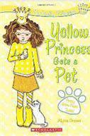 Perfectly Princess # 6: Yellow Princess Gets A Pet