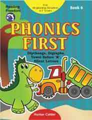 Phonics First Book  6 01 Edition