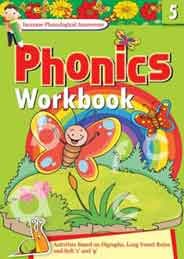 Phonics Workbook 5 Increase Phonological Awareness