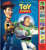 Play a Sound Toy Story Little Sound Book