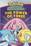 Pokemon The Power of Three