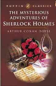 Puffin Classics The Mysterious Adventures Of Sherlock Holmes