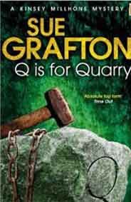 Q Is for Quarry Kinsey Millhone Mystery 17