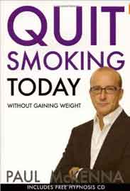 Quit Smoking Today Without Gaining Weight Book & CD