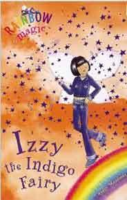 Rainbow Magic  6 Izzy The Indigo Fairy