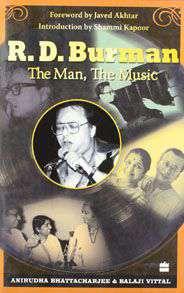 RD Burman The Man The Music