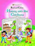 Read And Colour Honey & The Chickens -