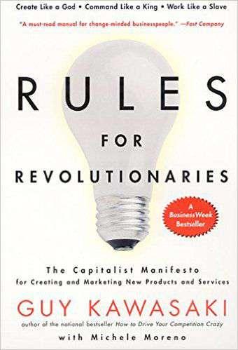 Rules For Revolutionaties