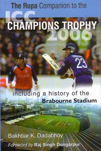Rupa Companion to the ICC Champions Trophy