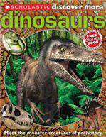 Scholastic Discover More Dinosaurs