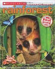 Scholastic Discover More Rainforest
