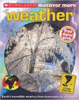 Scholastic Discover More Weather -