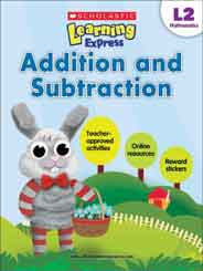 Scholastic Learning Express Level 2 Addition and Subtraction -