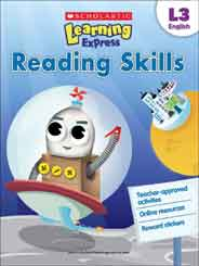 Scholastic Learning Express Level 3 Reading Skills