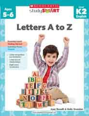 Scholastic Study Smart Letters