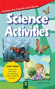Science Activities Book # 3