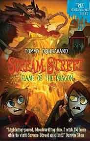 Scream Street 13: Flame of the Dragon
