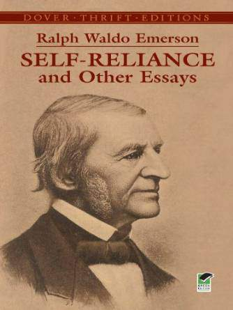 SelfReliance and Other Essays Dover Thrift Editions