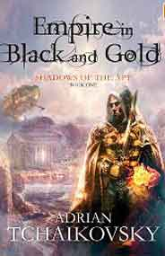 Shadows Of The Apt Book One Empire In Black And Gold