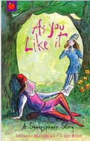 Shakespeare Stories As You Like It  -
