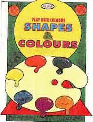 Shape Books Shapes And Colours