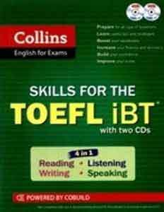 Skills for the TOEFL iBT With Two CDs