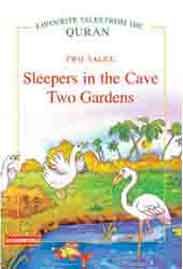 Sleepers in the Cave Two Gardens Two Tales