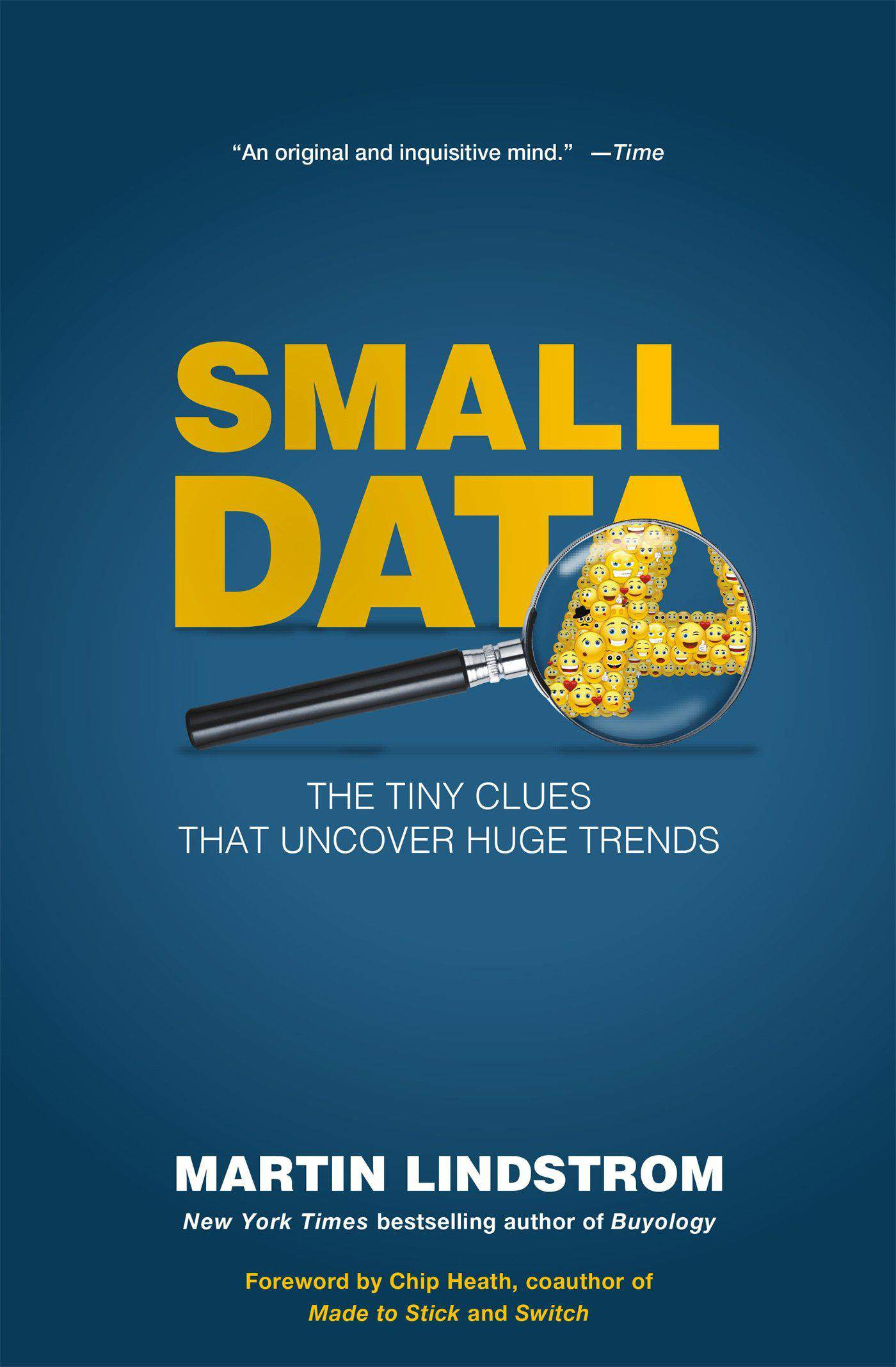 Small DataThe Tiny Clues That Uncover Huge Trends