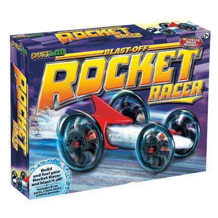 Smart Lab Blast Off Rocket Racer Box Set