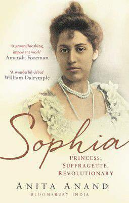 Sophia Princess Suffragette Revolutionary Princess Suffragette Revolutionary English