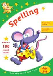 Spelling I Can Learn